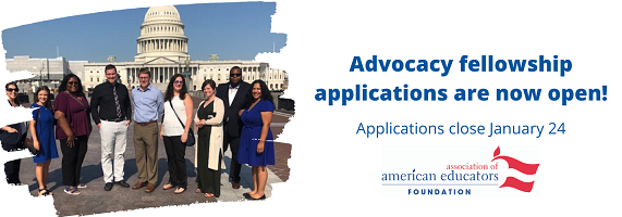AAEF Advocacy Fellowship Applications