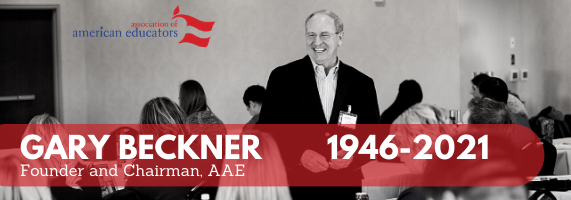 Gary Beckner 1946-2021